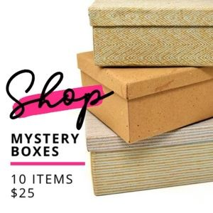 MYSTERY BOXES 10 ITEMS